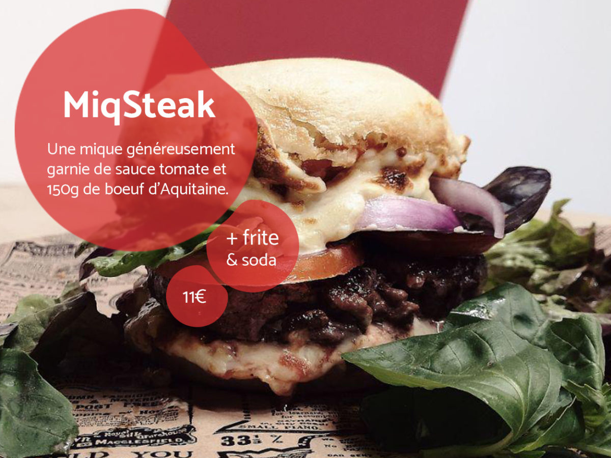 120 Le MiqSteak