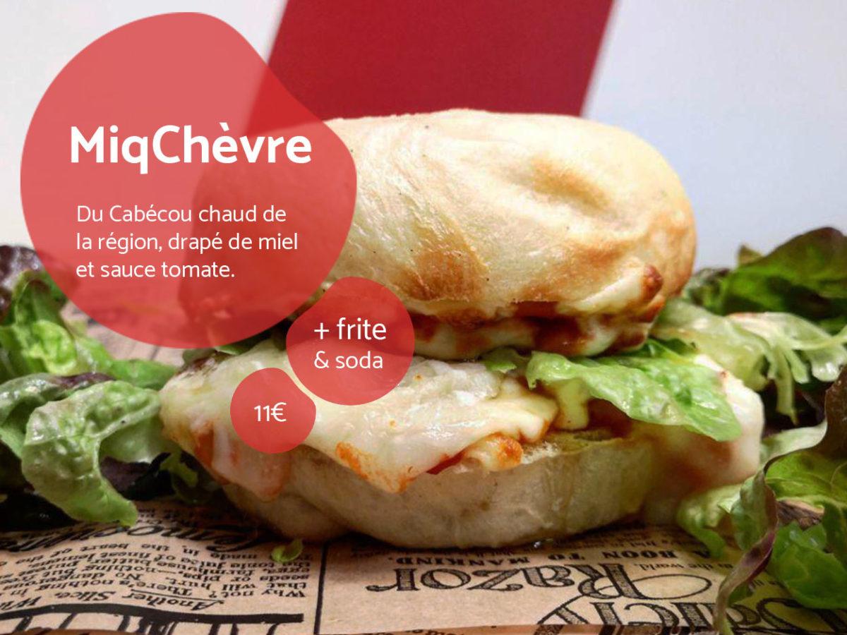 115 Le MiqChèvre